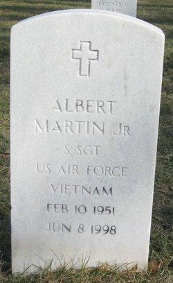 Albert Martin, Jr
