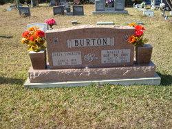 Julia Loraine <I>Lincecum</I> Burton