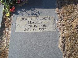 Jewell <I>Baldwin</I> Bradley