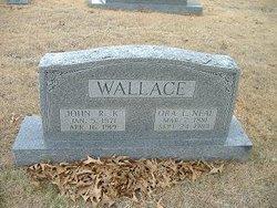 Ora Lee <I>Neal</I> Wallace