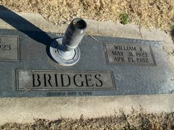 "William R ""Bill"" Bridges"