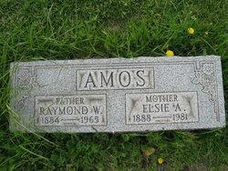 Elsie A. <I>Doyle</I> Amos