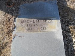 Jerome M Bailey