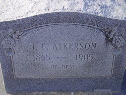 Joseph Thomas Atkerson