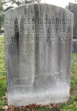 Judge Charles Grant Garrison