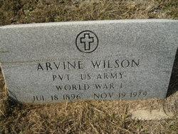 Arvine Wilson
