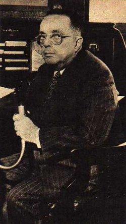 John George Taylor Spink
