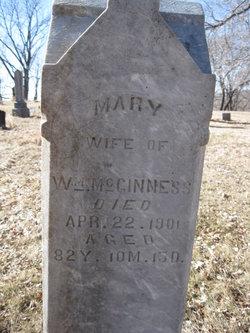 Mary <I>Donahoo</I> McGinness