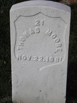 Pvt Thomas Moore