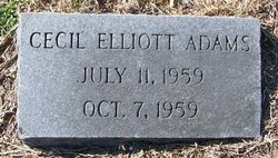 Cecil Elliott Adams