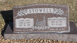 William Clarence Stowell