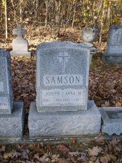 Anna M Samson