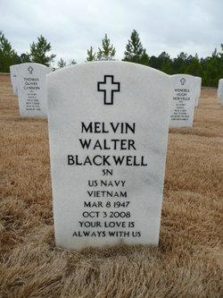 Melvin Walter Blackwell
