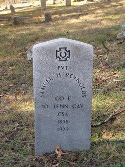 Pvt Samuel Holland Reynolds