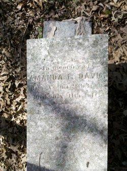 Amanda F. Davis