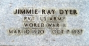 "Jimmie Ray ""Chief"" Dyer"