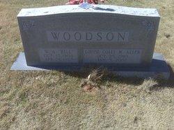 Mary Louise Woodson <I>Coats</I> Allen