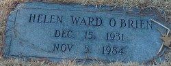 Helen <I>Ward</I> O'Brien