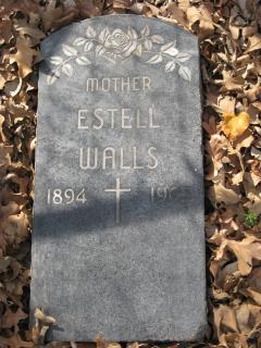 Estell <I>Strayhorn</I> Walls