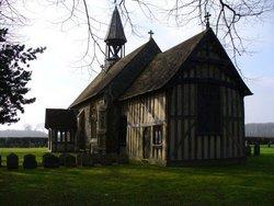 Crowfield Church Cemetery