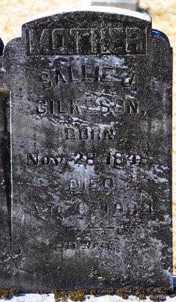 Sallie J. <I>Altaffer</I> Gilkeson