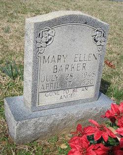 Mary Ellen Barker