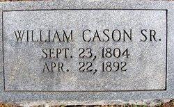 William Cason, Sr