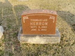 Thomas Lee Herron