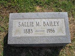 Sallie May Bailey