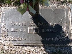 Ottie Mae <I>Bonds</I> Barlow