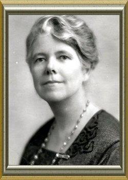 Maude Edith <I>Comstock</I> Waitt