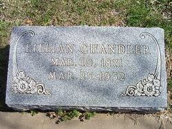 Lillian Drayton <I>Smith</I> Chandler