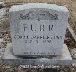 Corrie L. <I>Barrier</I> Furr