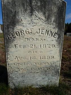 George Jenney