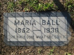 Maria Ball
