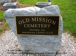 Old Mission Cemetery