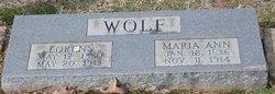 Lorens Wolfe