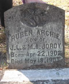 Ruben Archie Jordy