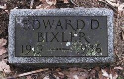 Edward Donald Bixler
