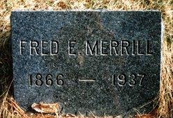 Fred E. Merrill