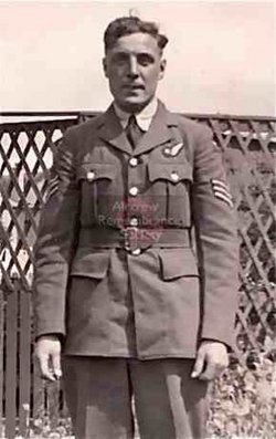 Sgt Charles Malcolm Harrower