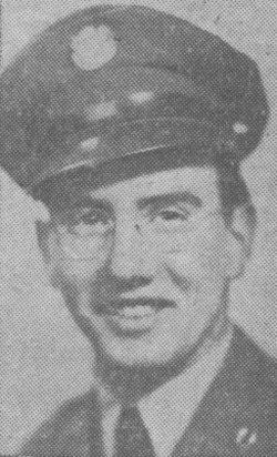 Cpl Harold W Grubb