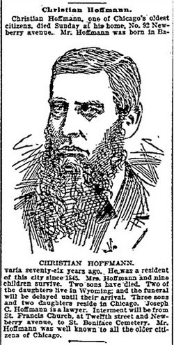 Christian Hoffmann, Sr