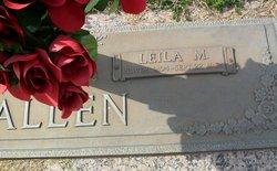 Leila Mae <I>DeLoach</I> Allen