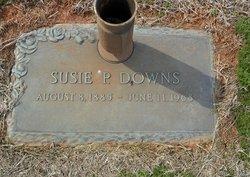 Susie P Downs