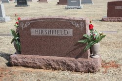 Pauline <I>Hunt</I> Hirshfield