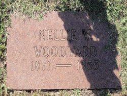 Nellie B <I>Whitney</I> Woodward
