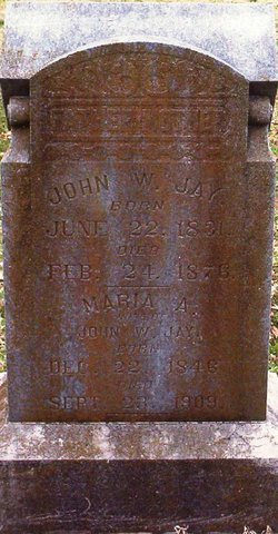 John W Jay