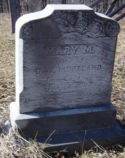 Mary Margaret <I>Aronhalt</I> Moreland