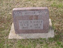 Nellie H. <I>Carter</I> Baker